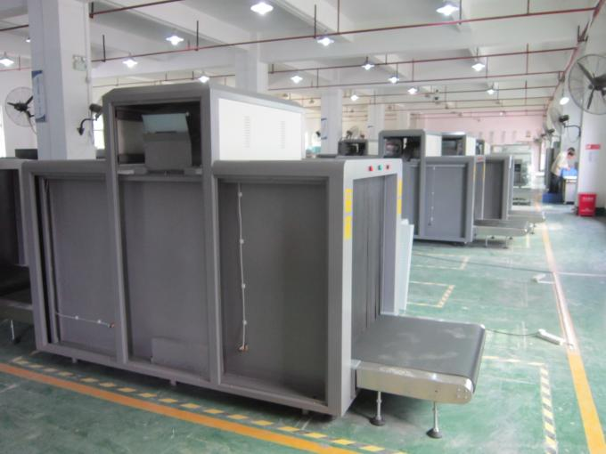 Long Warranty Security Baggage Scanner 1000 * 1000mm For Airport Inspection