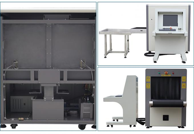 Energy Saving X Ray Scanning Machine For Baggage / Parcel Checking