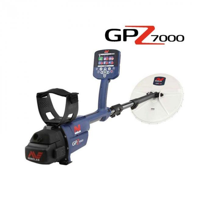 Deep Search Gold Metal Detector GPZ7000 Gold And Diamond Detector