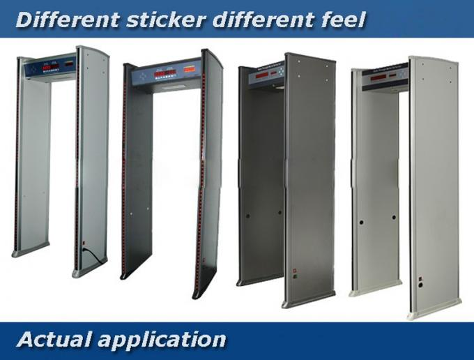 Airport Security Equipment Body Scanner Metal Detector Door Frame Easy Installation