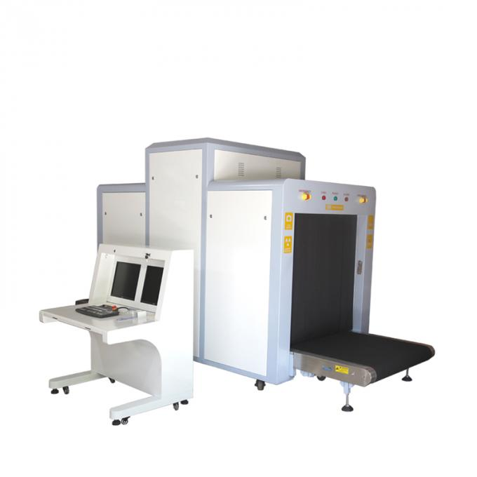 Multilingual Operation Airport Baggage X Ray Machines Highly Recommended Automatic Alarm