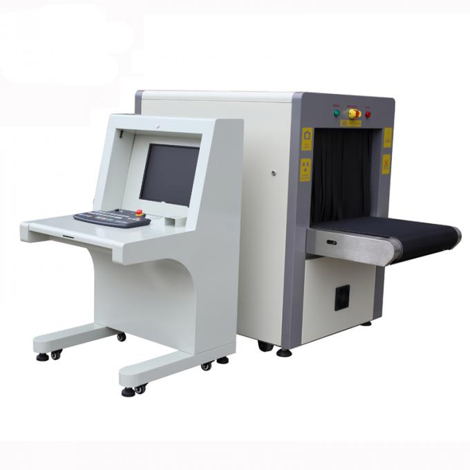 Impurity Scanner X Ray Baggage Inspection System Metal Detector CE Standard 0