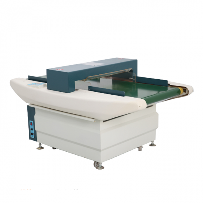 Conveyor Belt Broken Needle Metal Detector ABS Plastic Shell For Textile / Garment Industry