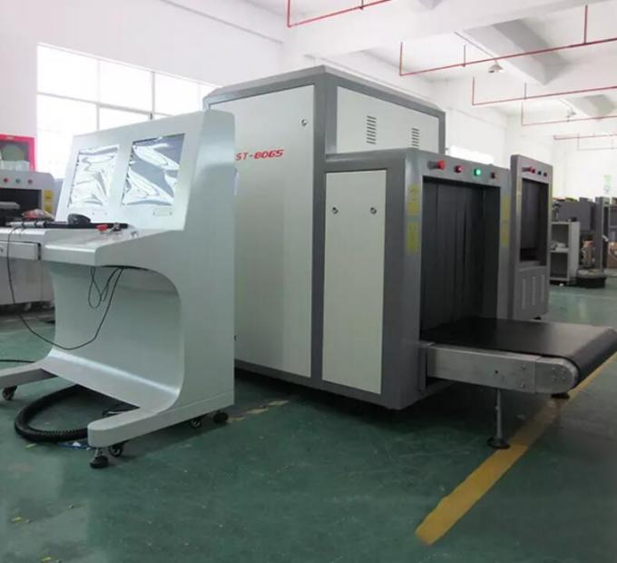 Used in airport /subway China suppliers Security Inspection equipment ZA-8065 X-ray luggage for checking sensitive metal