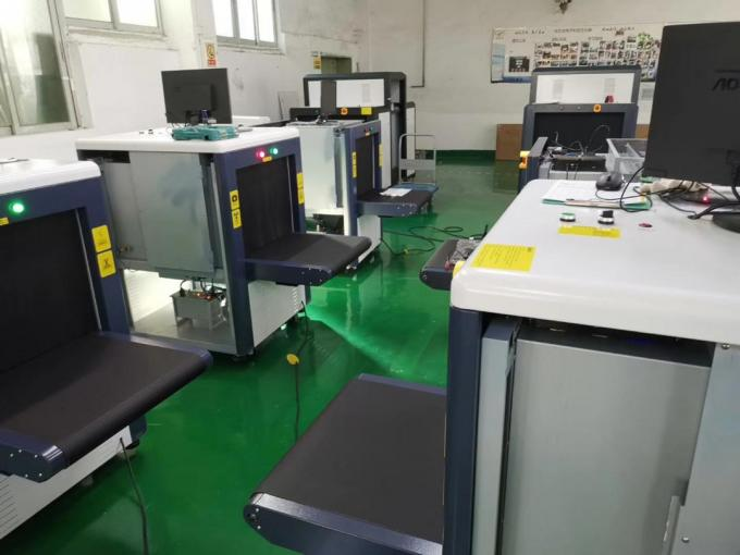 SECUERA TECHNOLOGY COMPANY LIMITED factory production line 0