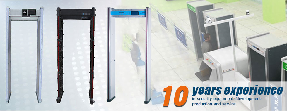 China best Walk Through Metal Detector on sales