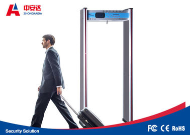 China Full Body Scanner Metal Detector supplier