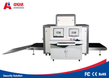 China 1000mm X 1000mm Tunnel X Ray Baggage Scanner ISO1600 Film For Public Place Security supplier