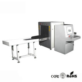 China Middle Size X Ray Baggage Scanner High Precision 653 * 514 Mm With Image Monitoring factory