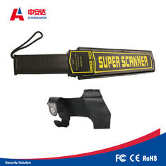 China High Sensitivity Small Metal Detector Wand For Factory / Schools 420 * 100 * 50mm factory