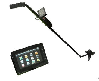 China Under Car Checking Mirror / Under Vehicle Inspection Camera V3D 5 Meter IR Distance factory