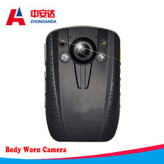 China Safety Guard  Body Worn Camera Portable Police Recording Gps With 5MP CMOS Sensor factory