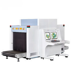 China Electronic X Ray Baggage Scanner Airports Scanning L Shaped Photodiode Array factory