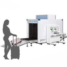 China Low Noise Luggage X Ray Machine , Airport Security Screening Equipment 220VAC factory