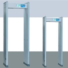 China Sensitivity Supur Metal Detector Body Scanner Security Checking Gate 2 Years Warranty factory