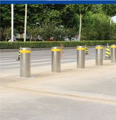 China Stable Operation Traffic Road Blocker Barriers Lifting Column Adjustable Rise Time factory