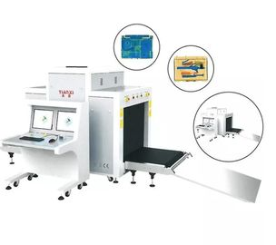 Airport / Subway X Ray Security Scanner Inspection Equipment ZA-8065 With Alarm System