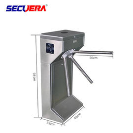 China Entrance and exit gate,card swipe entrance machine tripod turnstile/people access control tripod gate factory