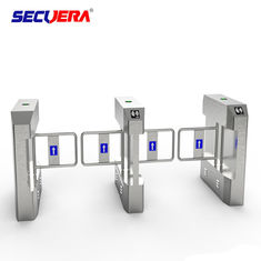 China 304 Stainless Steel Outdoor Optical Rfid Vertical Access Control Turnstiles Mechanism factory