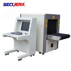 China Multi Energy X Ray Security Scanner 6550 For Transport Terminals / Prison Security Check X Ray Security Scanner factory