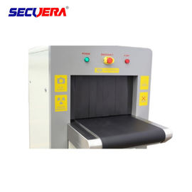China Hotels X Ray Baggage Scanner Machine / X Ray Luggage Scanner High Baggage Inspection System With 24 Month Warranty factory