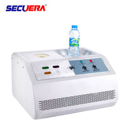 China Airport Hand Held Explosives Detector , Bomb Detector With Touch Screen factory