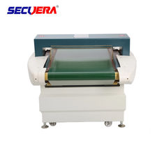 China AC220V Alarm Garment Conveyor Belt Metal Detector Customized 50-60HZ High Sensitivity factory