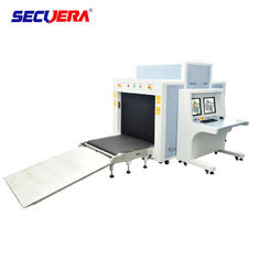 China 1000 * 800mm Security Baggage Scanner , X Ray Scanning Machine For Police baggage scanner in airports x-ray security factory