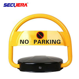 China Personal Car Parking Lot Lock 304 Steel Auto Solar Powered Remote Control factory