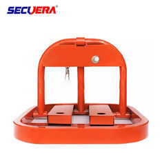 China Vehicle Parking Space Lock Barrier Automatic Folding Block With 3 Years Warranty factory