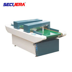 China Garment Shoe Broken Needle Conveyor Belt Metal Detector For Sewing Cloth Apparel Industry factory