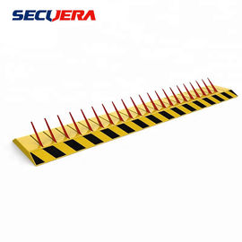 China Automatic Electric Tyre Killer Remote Control 220V With Spike Traffic Barrier factory