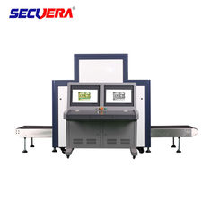 China 140KV/0.5mA Luggage X Ray Screening Machine 304 Stainless Steel High Definition Image factory