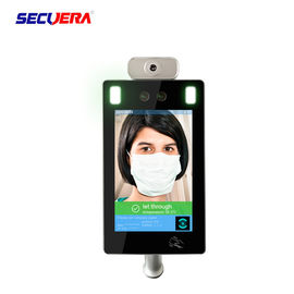 China Custom Walk Through Thermometer 8 Inch IPS LCD Screen Kids AI Face Recognition factory