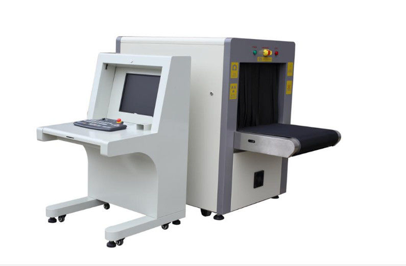 Energy Saving X Ray Scanning Machine For Baggage / Parcel Checking supplier