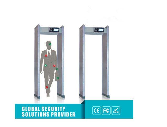Self Calibration Archway Metal Detector , Multi Zone Metal Detector With Query Function supplier