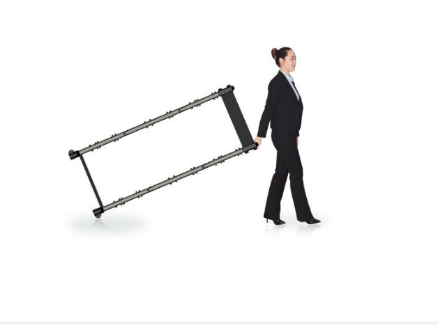 255 Level Sensitivity Door Frame Metal Detector For Passengers Body Scanning supplier