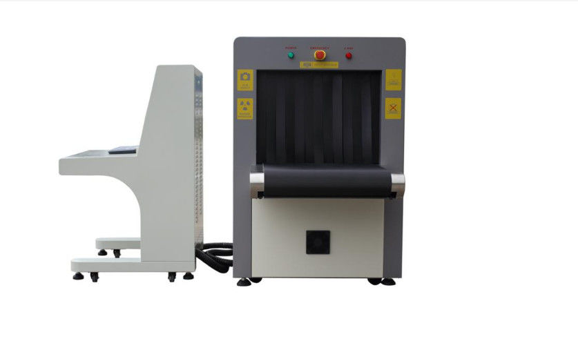 Low Radiation X Ray Detection Systems With Multi - Energy Color Material Identification supplier