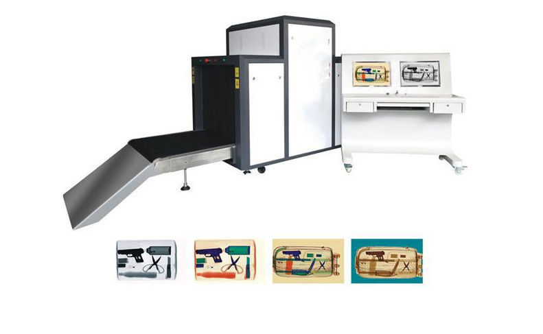 Digital 270KG Security Baggage Scanner , X Ray Security Systems With CE Certification supplier