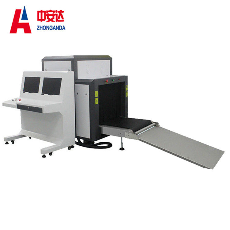 Airport Parcel Security X Ray Machine Scanner With Multi - Energetic Distinguish Objects supplier
