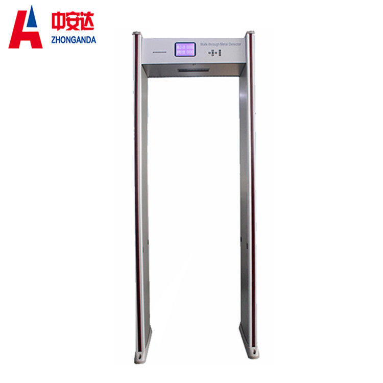 LED Walk Through Security Scanners For Security Checking AC110V ~ 240V supplier