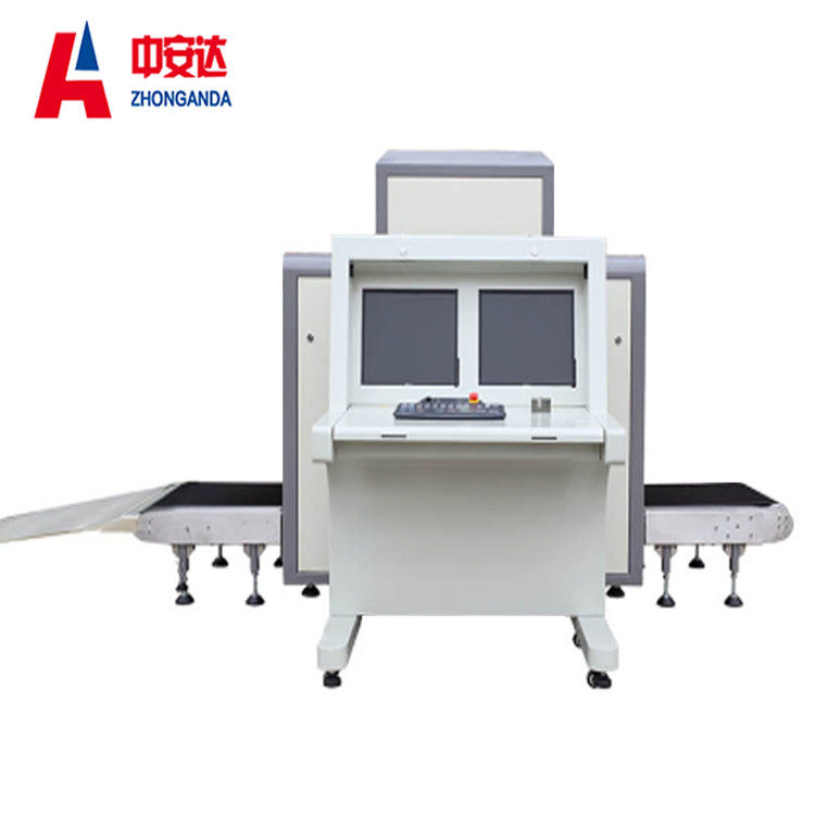 600mm * 500mm X Ray Baggage Scanner , Security Scanning