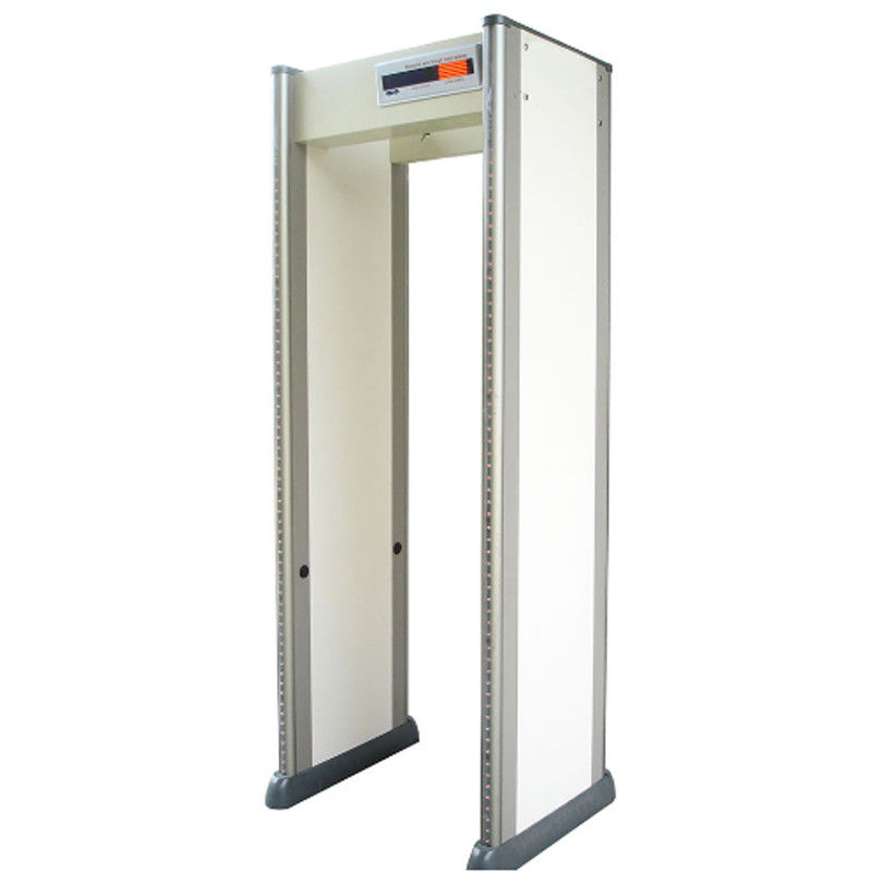 Airport Security Equipment Body Scanner Metal Detector Door Frame Easy Installation supplier