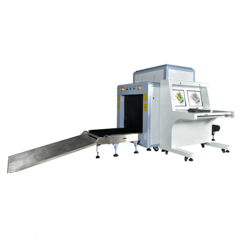 Automatic X Ray Baggage Inspection System 220 VAC For Airport / Train Station supplier