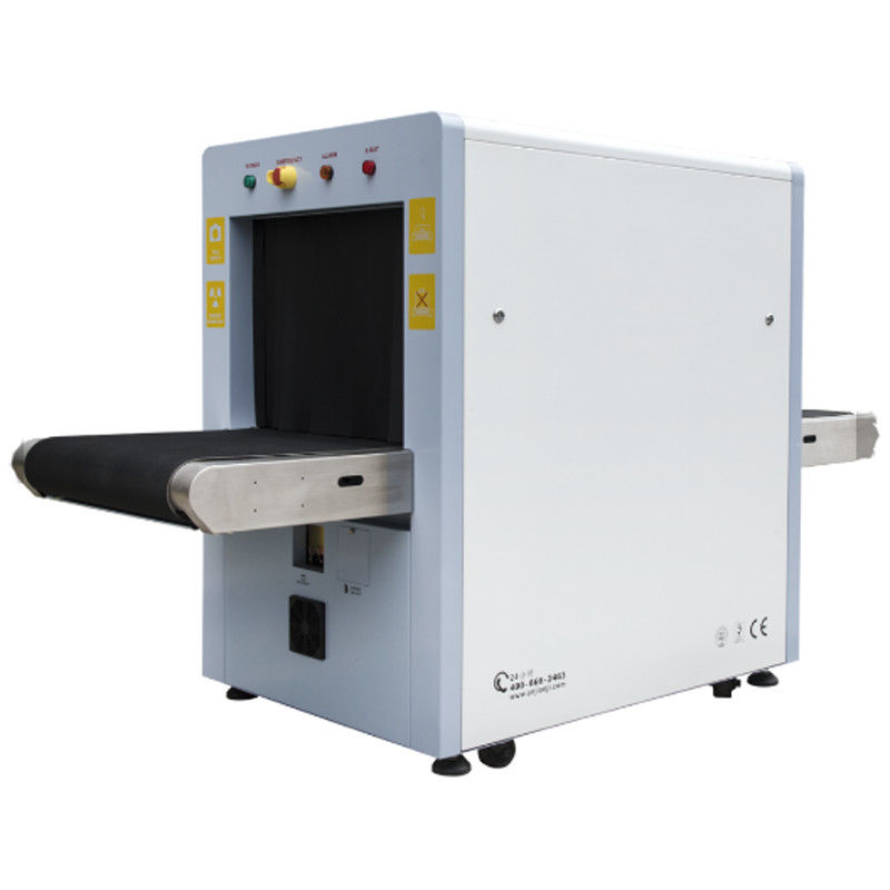 1KW Baggage X Ray Machine , Airport Scanning Equipment Subway Cargo Security Detector supplier