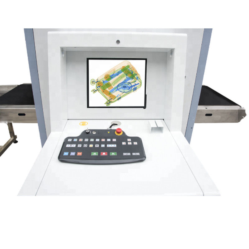Airport Cargo X Ray Baggage Scanner Secure Access Key 40 Hours Working Hours supplier