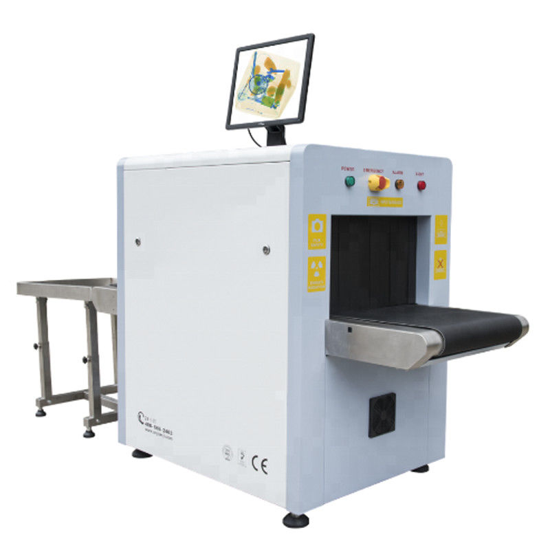High Sensitivity X Ray Airport Scanner , Security Scanning Equipment Multilingual Operation supplier