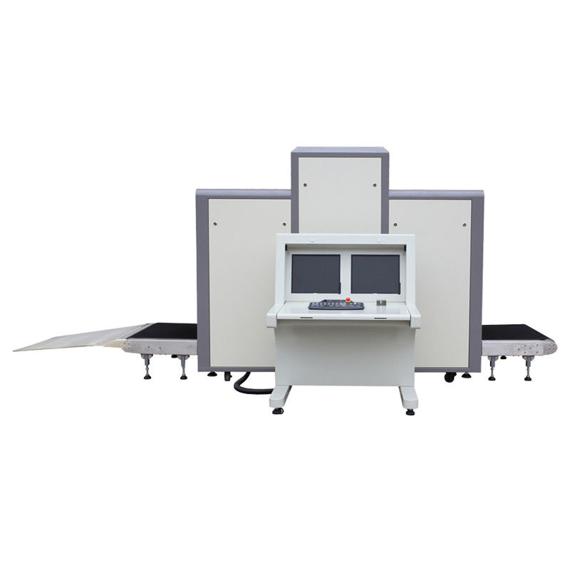 Cargo X Ray Baggage Scannerr Security Check Equipment Multilingual Operation supplier