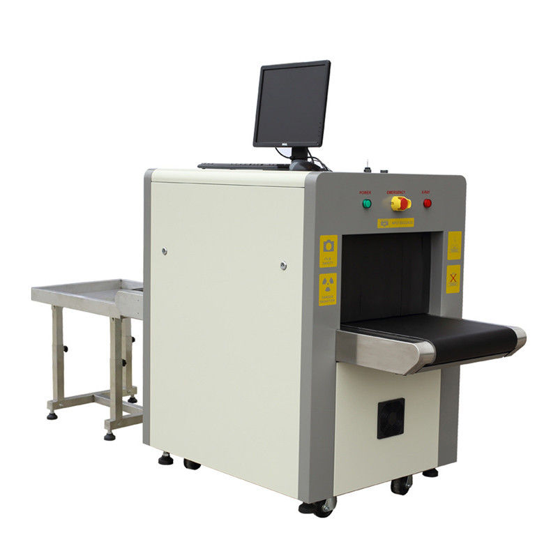 Automatic Baggage X Ray Scanner , Airport Security Screening Equipment 24 Bit Real Color supplier