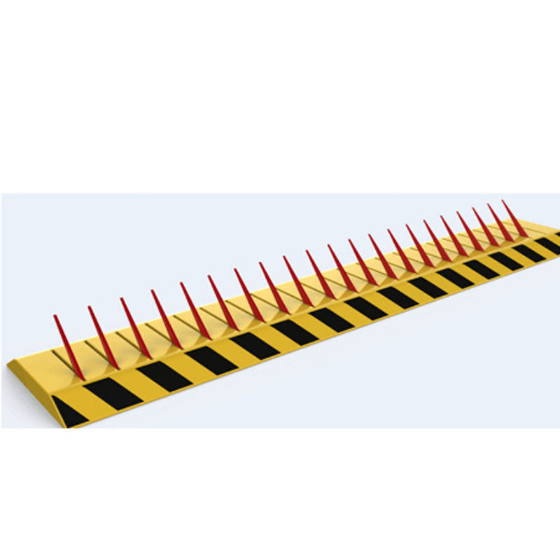 Automatic Vehicle Security Barrier Road Blocker Anti Terrorist A3 Steel Overall Material supplier